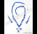 Modrá spirála I / Blue Spiral I