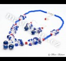 Modrá spirála II / Blue Spiral II